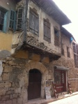 Ancient homes in Tarsus